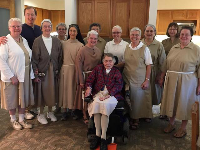 JOYCE or the Poor Clare nuns of the Monastery of St. Clare in Travelers Rest, SC